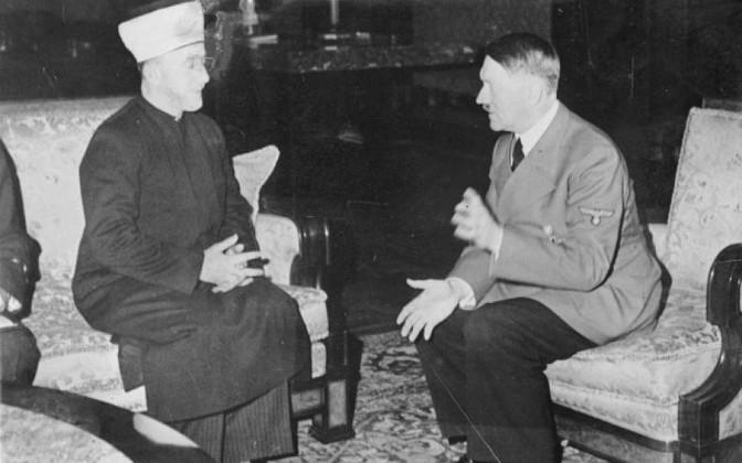 Amin al-Husseini, o líder palestino amigo e colaborador de Hitler