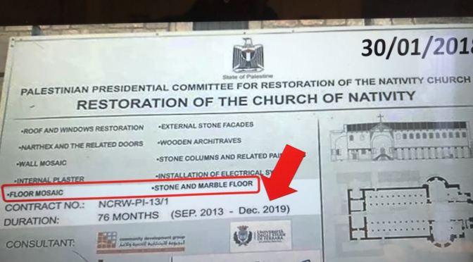 Novo indício de fraude para doação de R$ 792 mil dos Cofres Públicos à Autoridade Palestina