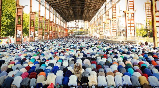 Pesquisa: 70% dos europeus vêem o rápido crescimento populacional dos muçulmanos como uma séria ameaça