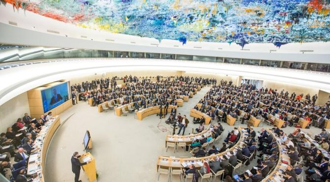 Conselho de direitos humanos da ONU aprova cinco resoluções contra Israel