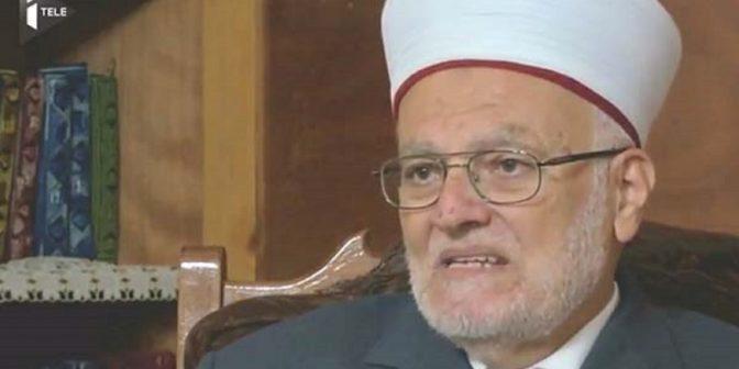 """Conselho de Estudiosos Religiosos """"Palestinos"""": """"A normalização com Israel se desvia da norma árabe e islâmica"""""""