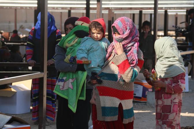 ONU: 700.000 iraquianos precisam de assistência urgente