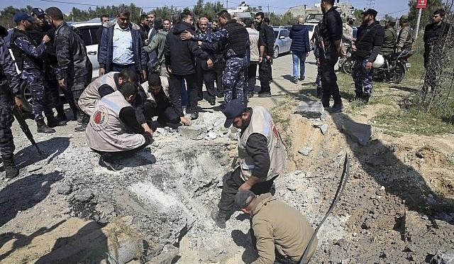 """Hamas: AP bombardeou seu próprio primeiro-ministro para """"matar a reconciliação"""""""