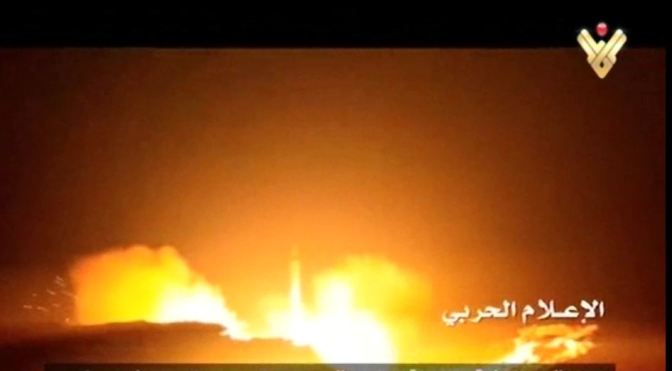 Mísseis balísticos iemenitas atingem o Ministério da Defesa da Arábia Saudita em Riad e outros alvos