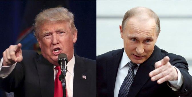 """""""Rússia, prepare-se"""": Trump diz que mísseis """"bons e novos"""" atingirão a Síria"""