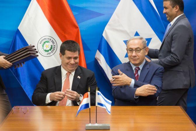 Paraguai transferirá embaixada para Jerusalém até o final de maio