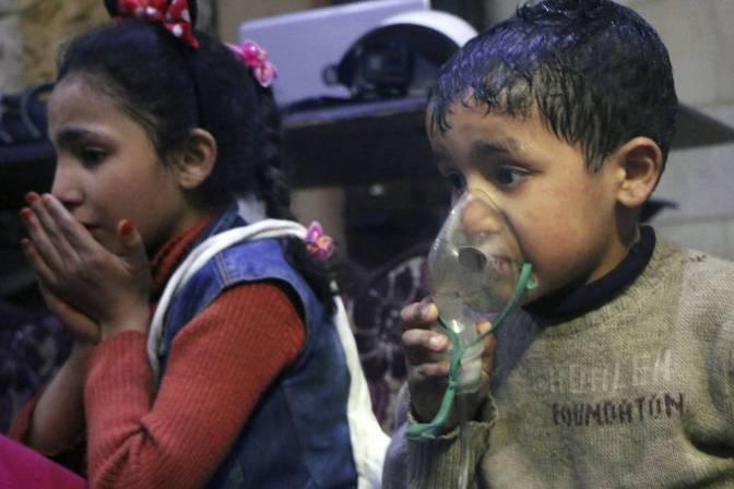 Síria assume Comissão de Desarmamento da ONU apesar de ser acusada de ataque químico
