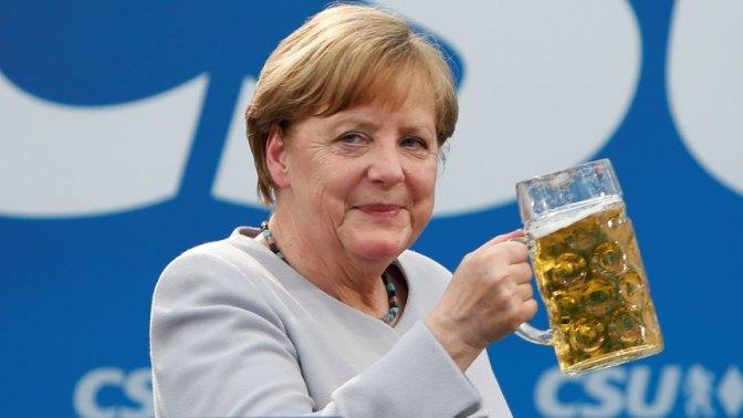 Merkel diz que a Europa fará tudo para manter o Irã em acordo nuclear