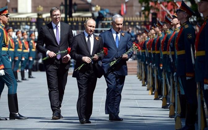 Em Moscou, Netanyahu diz a Putin que o Irã ainda está buscando a destruição dos judeus