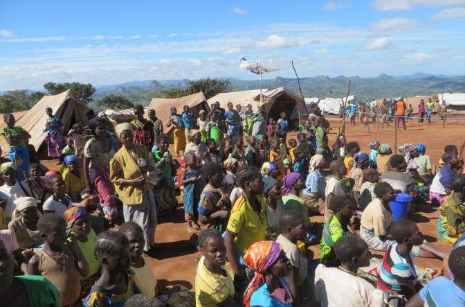 Muçulmanos decapitam 10 pessoas, inclusive, crianças em Moçambique