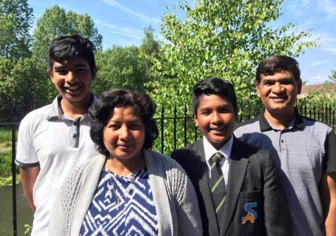Reino Unido decide deportar família cristã ameaçada de morte para o Paquistão