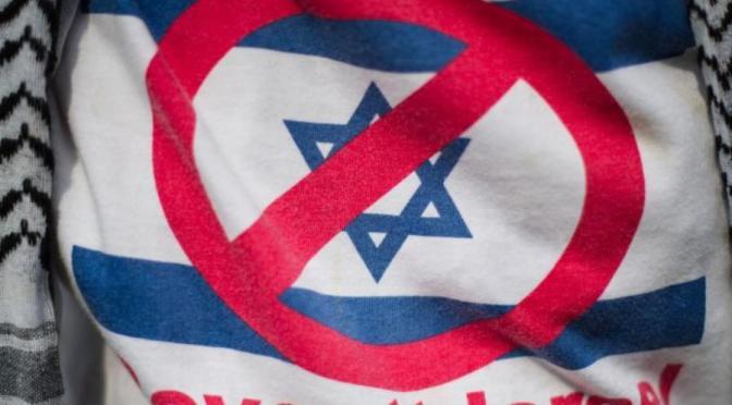 Um estado da Espanha adotou o boicote contra Israel como política