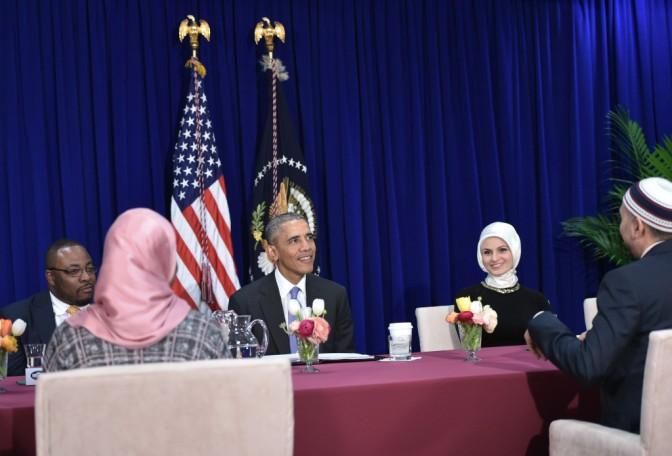 O câncer que é a sociedade islâmica da América do Norte (ISNA)