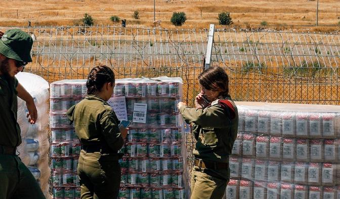 Israel fornece mais ajuda humanitária aos sírios deslocados no Golã