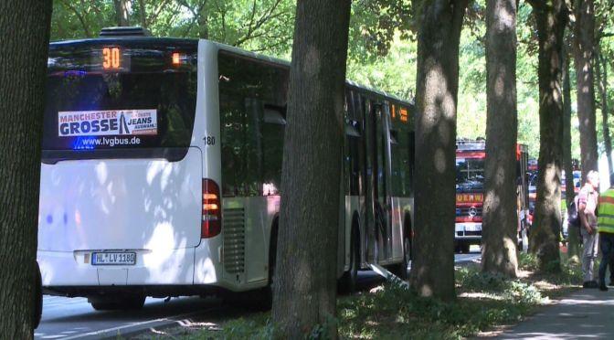 Ataque na Alemanha: terrorista iraniano fere 14 em um ônibus