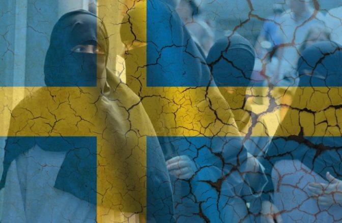 Islã radical vence na Suécia: Número de extremistas aumenta em 900% com crianças sendo ensinadas a odiar o Ocidente