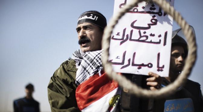 Egito condena 75 à morte, incluindo líderes da Irmandade Muçulmana