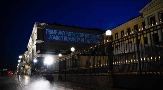 ONG americana denuncia crimes contra homossexuais na Chechênia