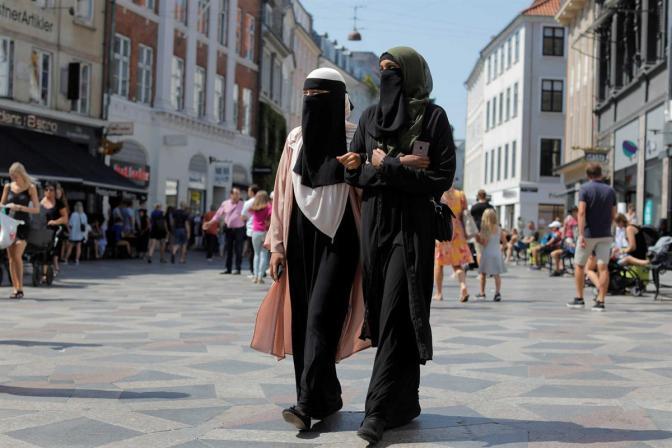 Dinamarca proibiu véu islâmico. Elas vão desafiar a proibição