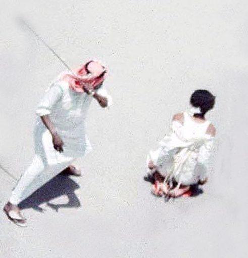 As punições medievais e grotescas enfrentadas por criminosos na Arábia Saudita