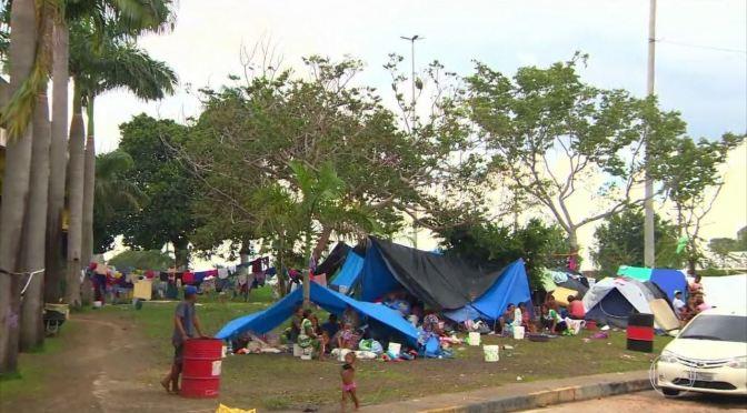 MPF pediu revogação de decreto estadual que tentava impedir caos em Roraima