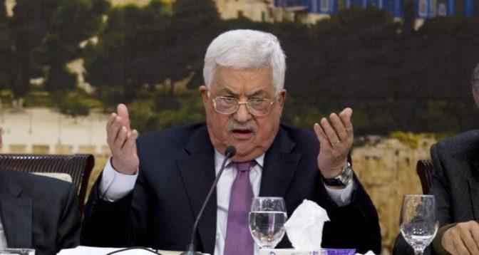 Sangue americano fresco nas mãos de Abbas