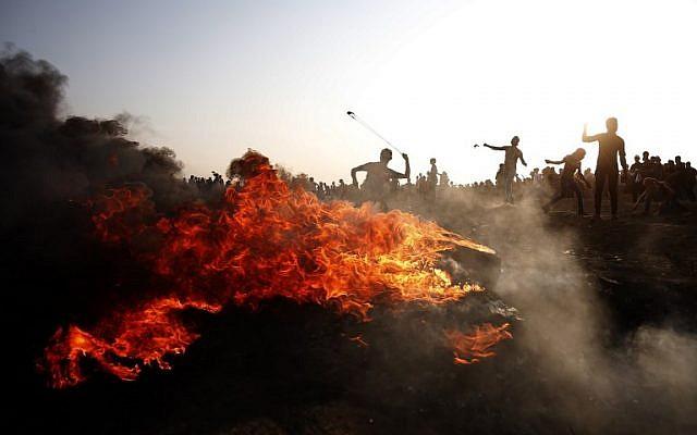 Gaza:Terroristas palestinos lançam explosivos contra soldados israelenses em  tentativa de infiltração em Israel