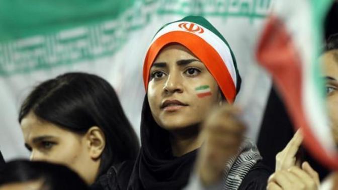 Promotor-chefe do Irã:  é pecaminoso mulheres assistirem homens seminus jogando futebol