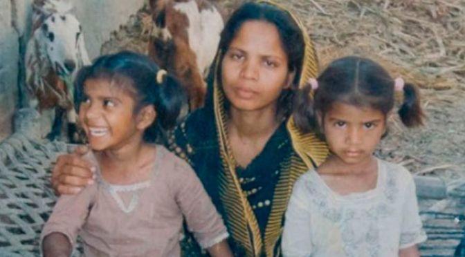 O destino de Asia Bibi é selado após julgamento final, mas a decisão está sendo mantida em sigilo