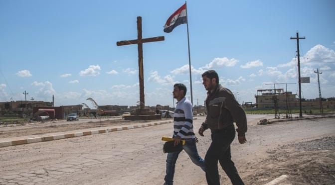 EUA promete US$ 300 milhões para que os cristãos do Iraque possam voltar para casa