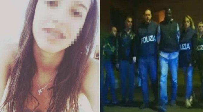 Itália: 2 imigrantes ilegais presos por envolvimento em estupro coletivo e morte de adolescente