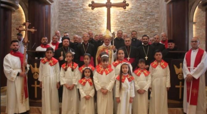 Iraque: Cristãos não podem retornar aos locais de origem devido ameaças de milícias apoiadas pelo Irã