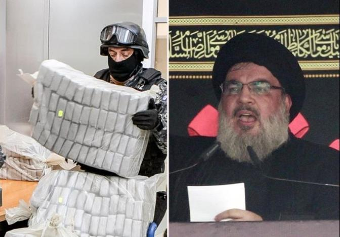 Líbano protege comércio de cocaína do Hezbollah na América do Sul