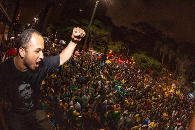Deputado eleito Douglas Garcia (PSL/SP) reconhece relevância das pautas da ONG Ecoando a Voz dos Mártires