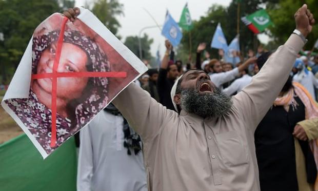 Caso de blasfêmia no Paquistão: Asia Bibi liberta da prisão