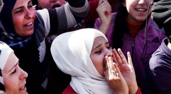 """Mulheres sírias para a UE: """"Expulse nossos homens e mande-os para casa – precisamos deles aqui"""""""