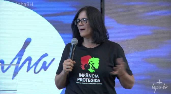 Nota de Apoio da ONG EVM à Indicação de Damares Alves para o Ministério dos Direitos Humanos