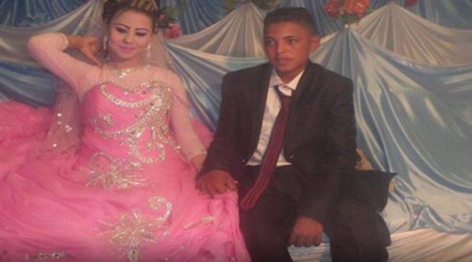 Casamento infantil no Egito atinge 117.000 crianças
