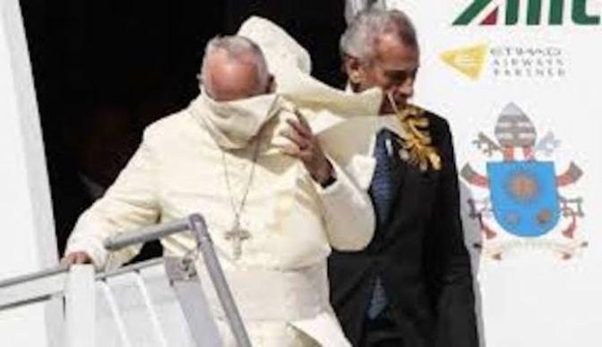 Papa: Cristãos assassinados por muçulmanos são testemunhas do plano de Deus para a coexistência pacífica de cristãos e muçulmanos
