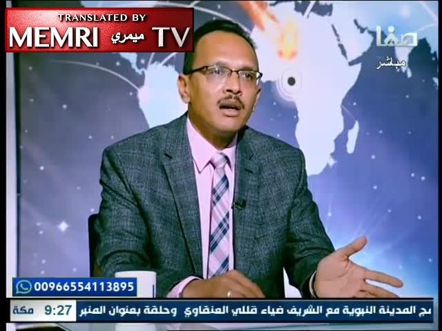 """Teólogo egípcio na TV: """"Devemos erguer uma estátua de Hitler pelo que ele fez aos judeus"""""""