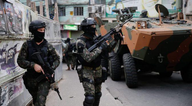 Segurança no Brasil: estamos na rota do caos?
