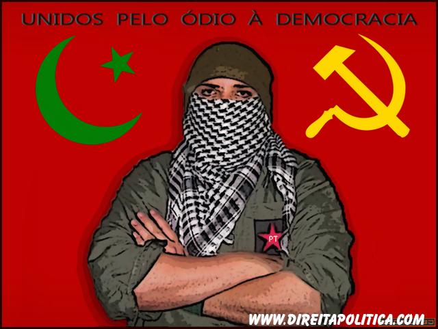 Marxismo e Islã: de mãos dadas com o terror