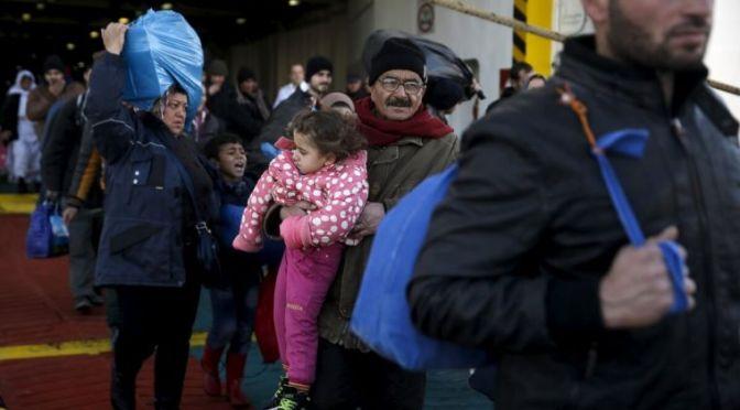 Europa: refugiados cristãos sofrem cruel perseguição de muçulmanos em abrigos
