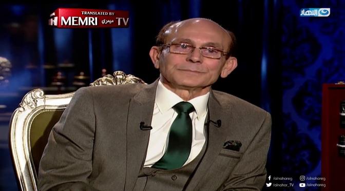 Egito: universitários compram 2 milhões de cópias de livro antissemita em 3 meses após exibição de programa de TV