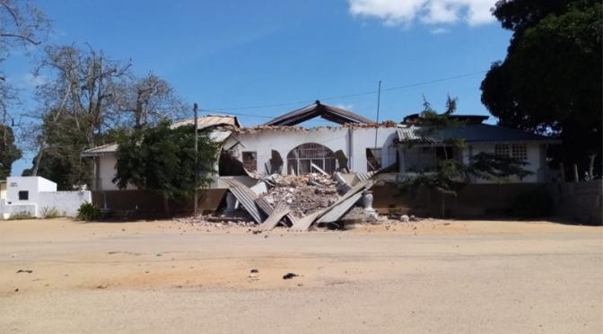 Imprensa não noticia desaparecimento de freiras brasileiras em Moçambique